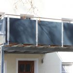 Balkon für Einfamilienhaus