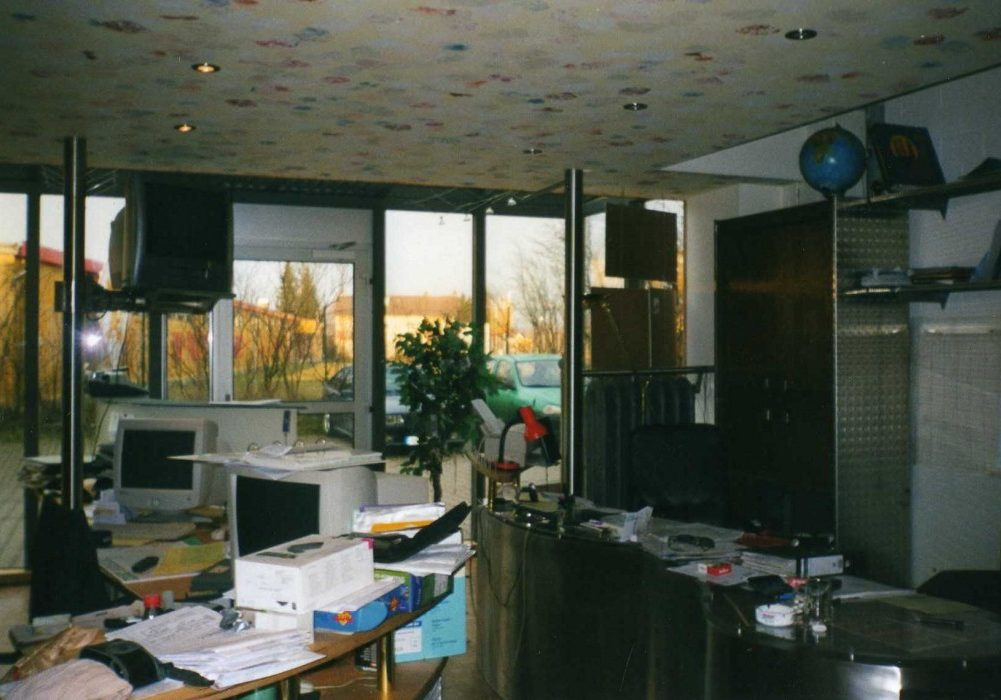 Büroraum von Koch Metallbau